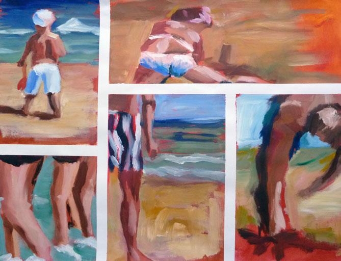 Beach medley