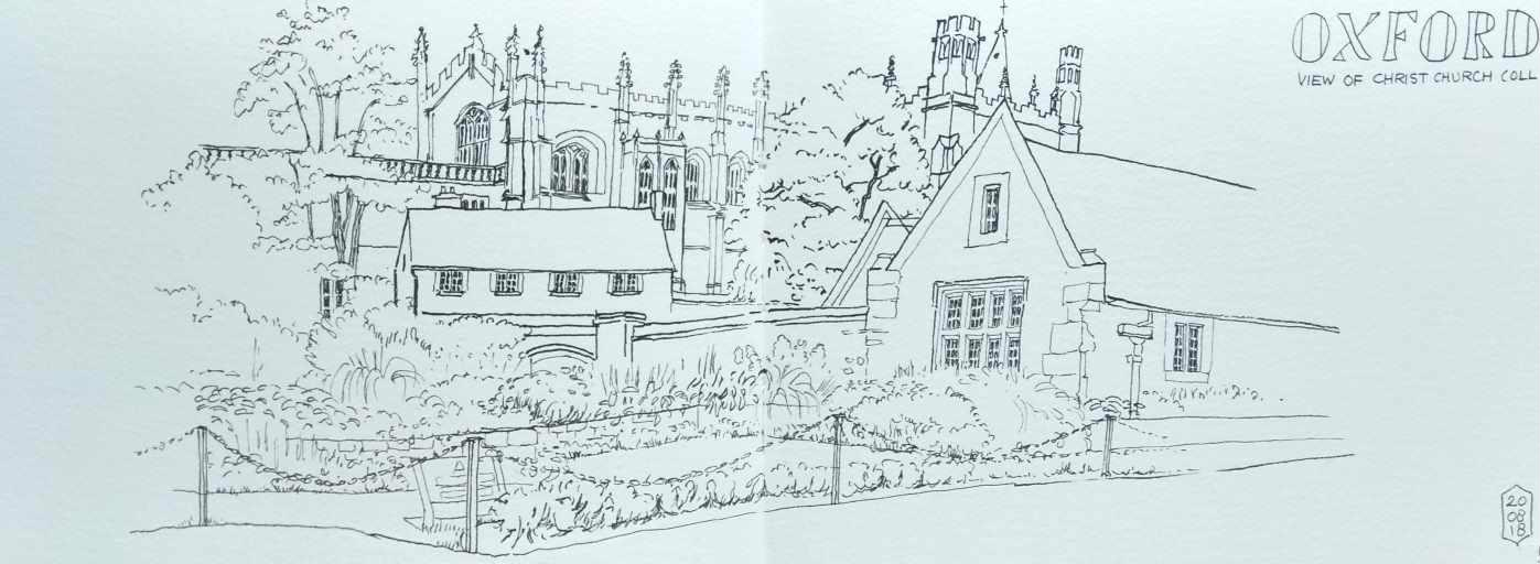Christchurch College - Oxford